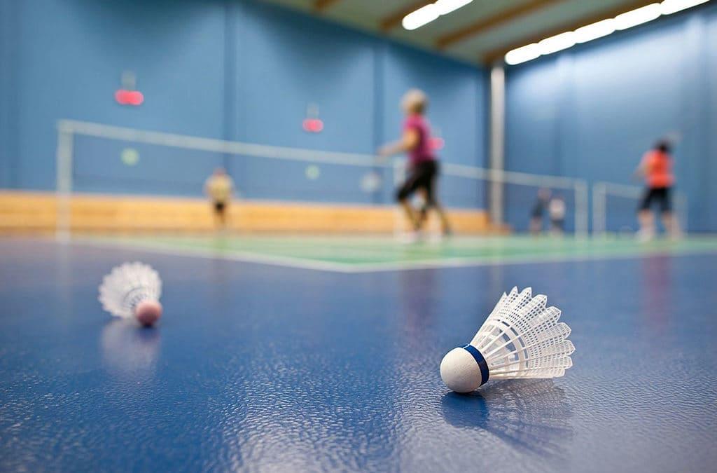 Badminton – natjecanje za dječake i djevojčice – osnovne škole