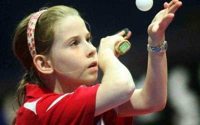 Stolni tenis za djevojčice osnovnih škola – rezultati