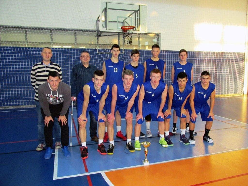 Finale u muškoj košarci za srednje škole 2016-17